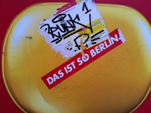 Das ist so Berlin