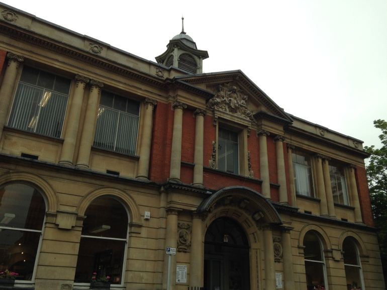 Twickenham Library
