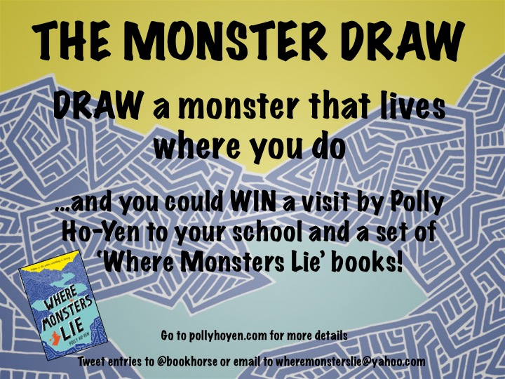The Monster Draw Poster